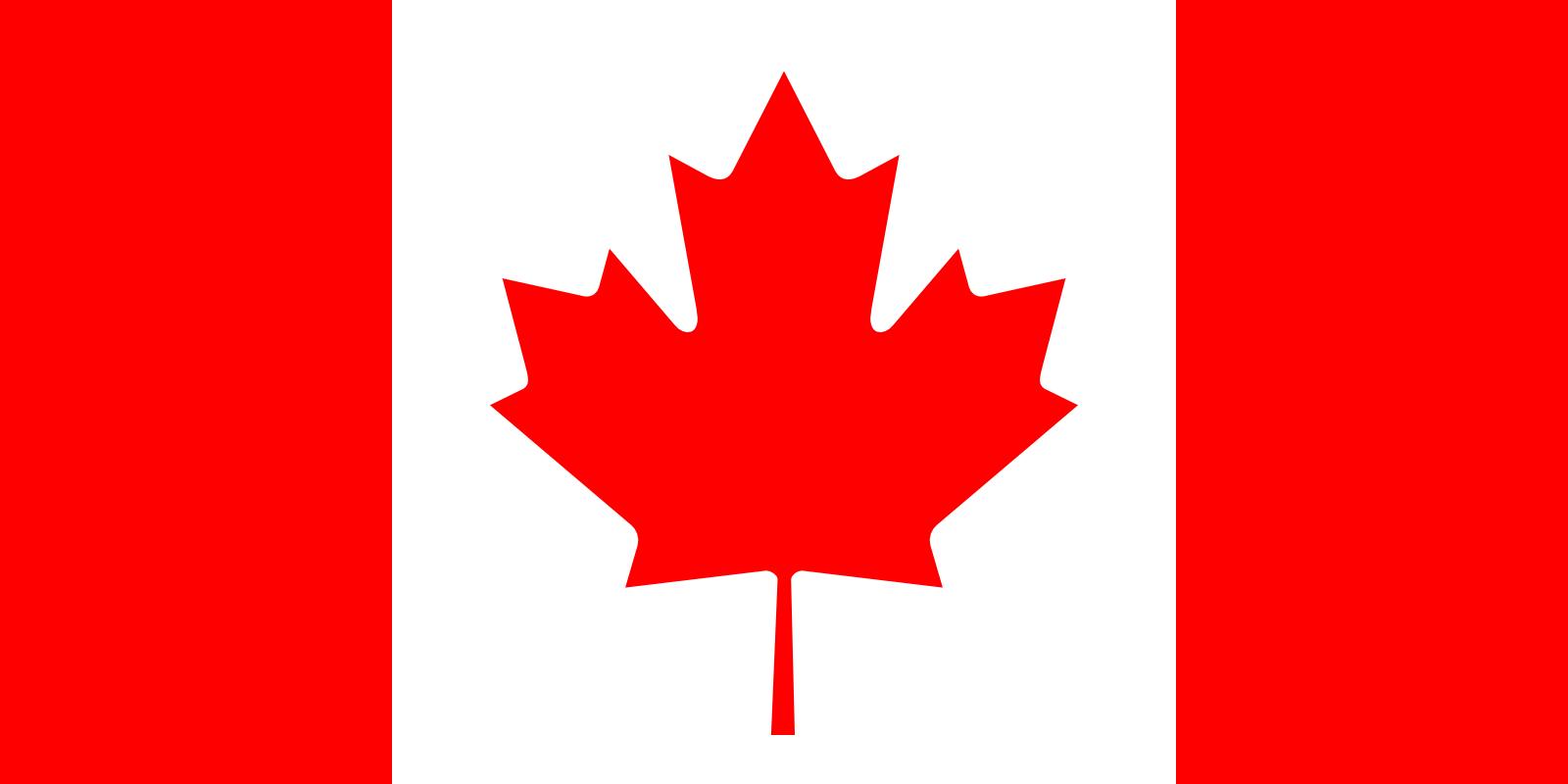 Estamos en Canadá