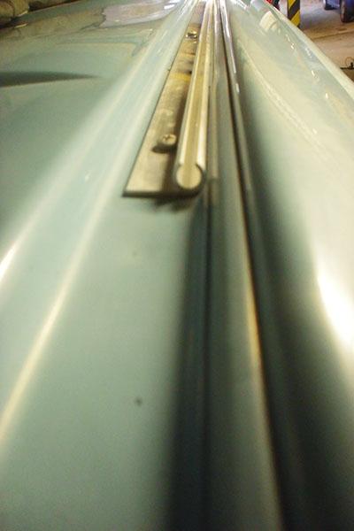C mo hacerte tu toldo camper van travellers - Perfiles de aluminio para toldos ...