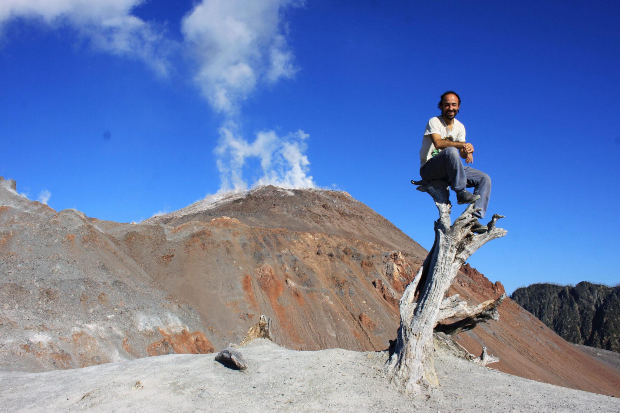 Cima Volcán