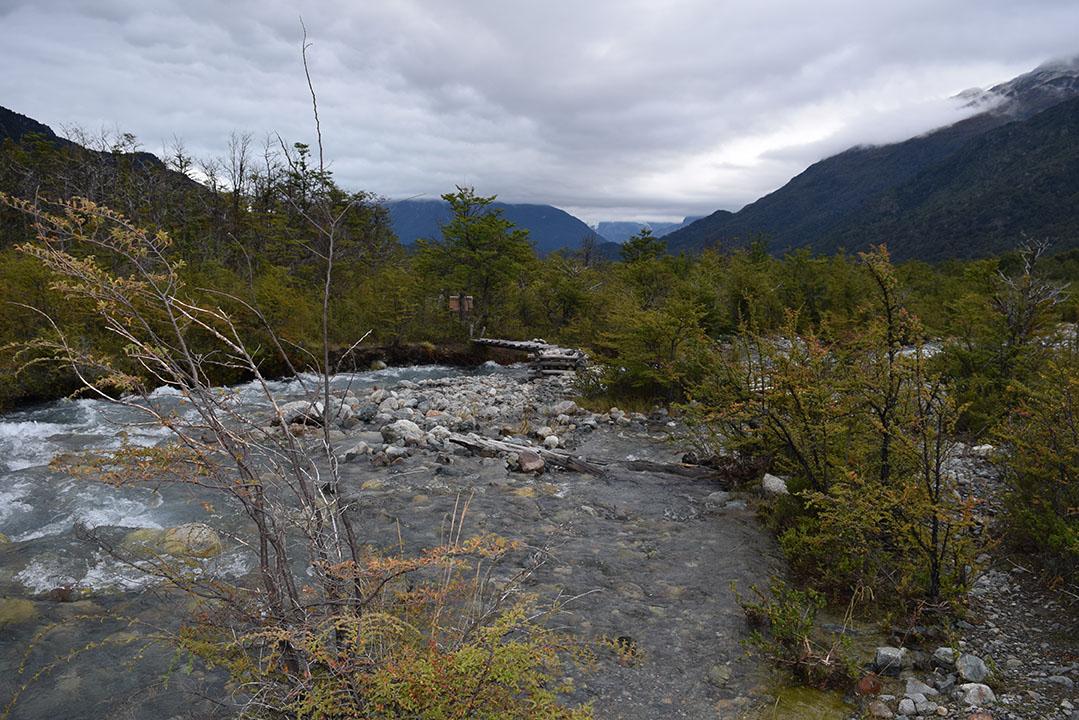 rio mapuche