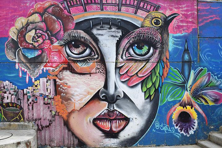 Arte - Comuna 13