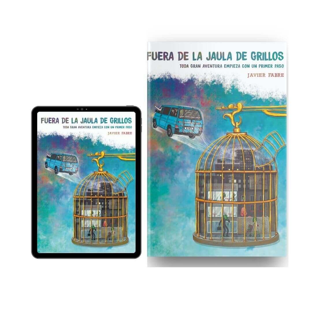 Libros de viajes Fuera de la Jaula de Grillos