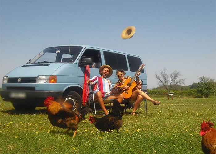 Van Travellers Vuelta al mundo en furgoneta
