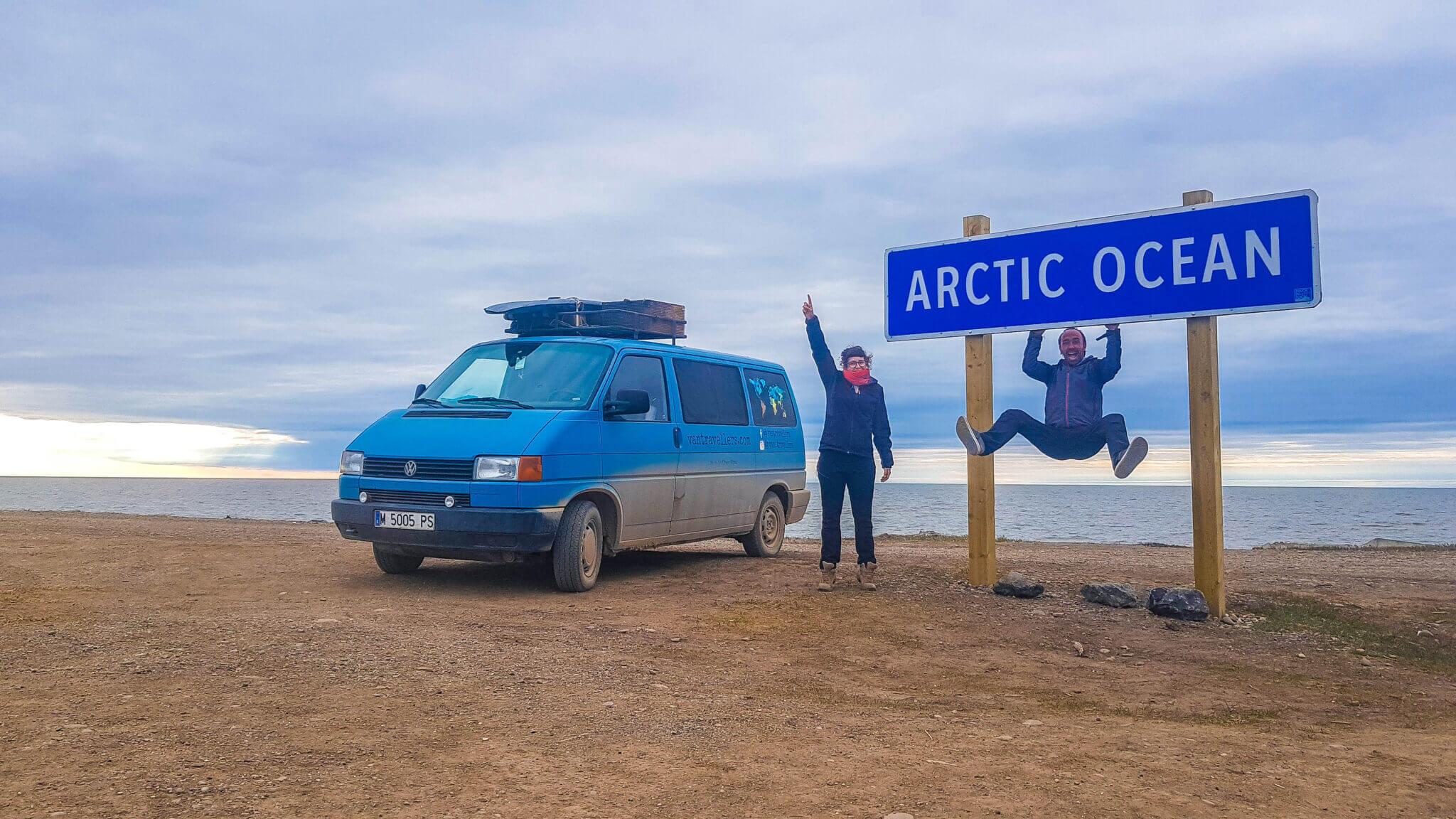Viajar america en furgoneta