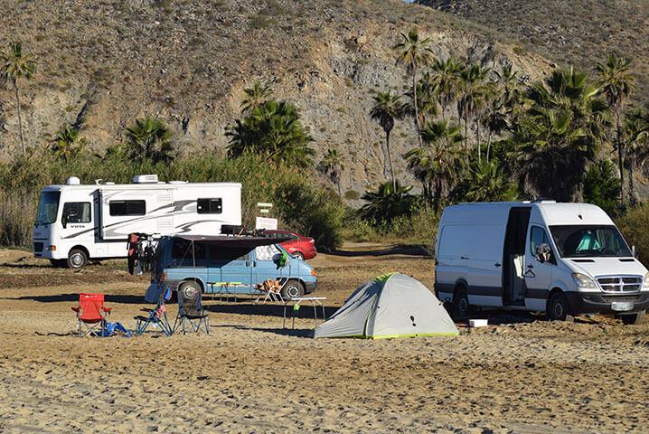 Camperización furgoneta camper